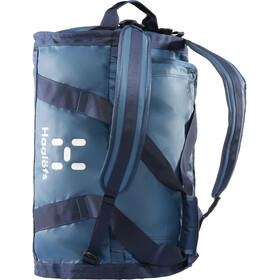 Haglöfs Lava 50 Duffel Bag, blue ink/tarn blue